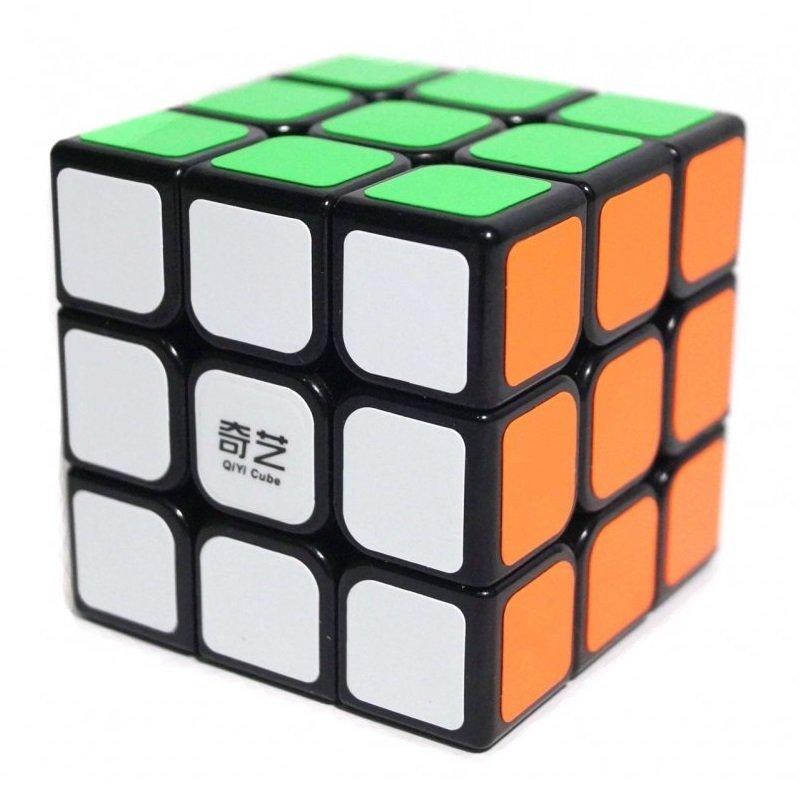 OiYi MO FANG GE SAIL 3x3x3 черный пластик