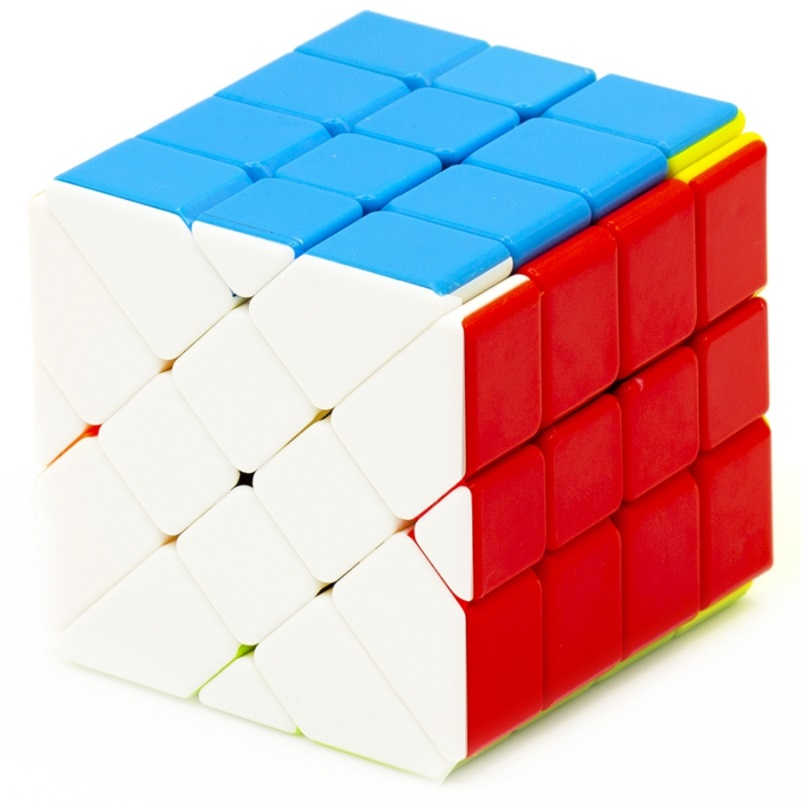 Cube Style 4x4 fisher cube