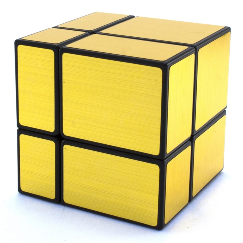 ShengShou Mirror Blocks 2x2 цвет золото