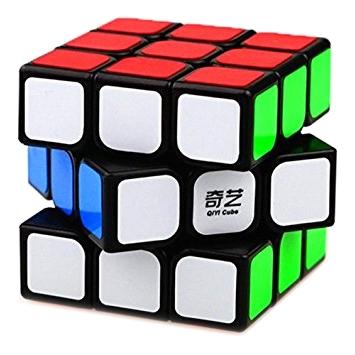 OiYi MO FANG GE SAIL 3x3x3 6.8 см черный пластик